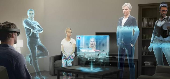 Fragments, Microsoft - Développé par Asobo Studio, le jeu est conçu pour l'Hololens de Microsoft. Il invite des personnages virtuels dans notre salon afin de résoudre une enquête high-tech. L'expérience intègre donc de nouvelles méthodes de narration et de gameplay.